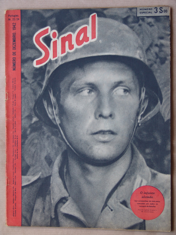 Signal - Nemecký magazín 1940-1945