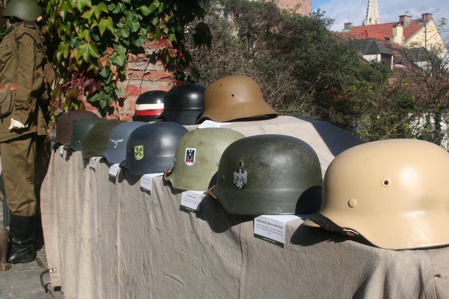 Druhá svetová vojna na hradbách