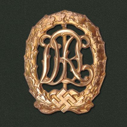 Odznak  DRL (Nemecký odznak športového zväzu)