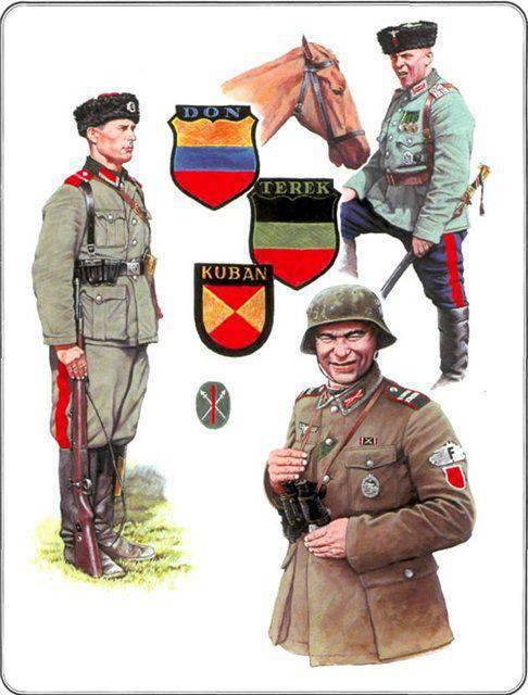 Kozáci vo Wehrmachte
